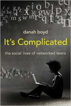 It's Complicated - book cover